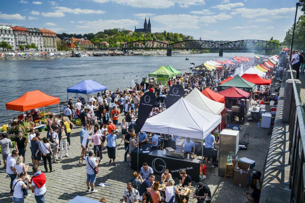 Food festival - Smichov